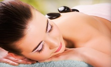 $55 for a 60-Minute Hot Stone Massage  at Ageless Skin Solutions