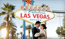 $129 for the Let's Elope Wedding or Vow Renewal Package at Little Church of the West