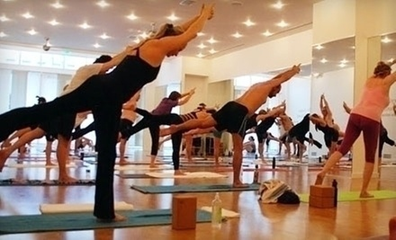 $10 for 6:00 pm Class at Ember Yoga
