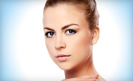 $65 for a 60-Minute Rejuvenation Lactic Facial Peel at Ginger Springs Day Spa