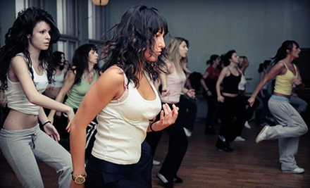 $6 for a One-Hour Drop-In Fitness Class at Ambition Training Academy
