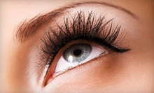 $55 for 70/70 Eyelash Extensions at Vedette Beauty &amp; Skin Care Spa