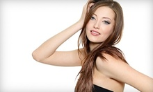 $35 for Haircut, Blowout, and Moroccan Oil Conditioning Treatment at Nikko Hair Studio