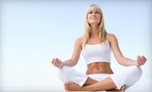 $10 for 6:15pm Inner Focus Flowing Yoga Class at Embodied Health and the Seva Yoga Studio