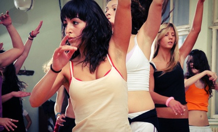 $8 for 7:30 a.m. Intermediate/Advanced Lyrical Dance Class at X-treme Dance Force