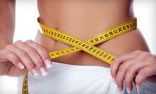 $39 for One 55-Minute Slimming Infrared Body Wrap Session at First Class Salon