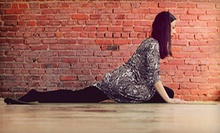 $8 for a 6:15 p.m. Vinyasa Yoga Class at Anthea Center