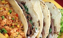 $7 for $10 at El Puerco Lloron