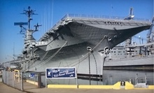 $16 for Two General Admission Tickets (Up to $32 Value) at USS Hornet Museum