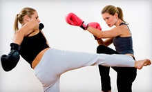 $14 for 5:30pm TRX Bootcamp at American Kickboxing Association (AKA)