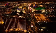 $39 for the Famous Las Vegas Strip Walking Tour at 7:30 p.m. at Guided Vegas Tours