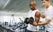 $30 for 1 Hour Personal Training and Consultation at Sin City Training