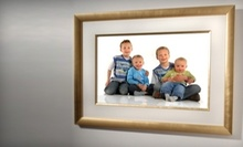 $50 for $110 Worth of Custom Framing  at FastFrame of LoDo