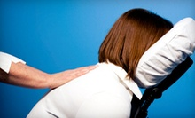 $10 for a 15-Minute Chair Massage at IHS