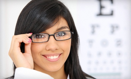 $40 for $200 Worth of Prescription Eyeglasses at Roslyn Eye Centre