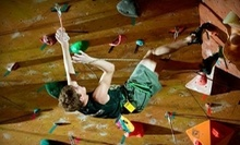 $12 for a Rock Climbing Day Pass at Dallas Rocks