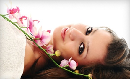 $29 for a 55-Minute Oatmeal, Almond or Avocado Body Scrub   at Unique Day Spa New York