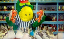 $12 for Two Admissions, Skate Rentals, Sodas &amp; Slices of Pizza at Skateland &amp; Great Skate Glendale