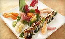$13 for $20 Worth of Hibachi at Mt. Fuji Restaurant - Maple Grove