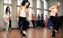 $6 for a One-Hour Zumba Class at 9:30 a.m. at Magic Beauty Hair Spa Dance