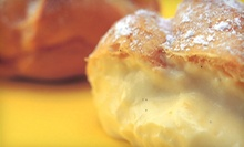 $11 for One Dozen Cream Puffs at Beard Papa's - Milpitas