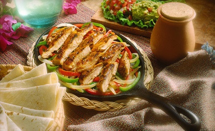 $12 for $25 at Ole's Tex-Mex Restaurant