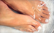 $20 for an Aqua Ionic Detox Foot Spa at European Rejuvenation Center