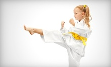 $10 for 3 PM Kids Martial Arts Class  at Valr Martial Arts, Karate, & Yoga - San Diego