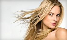 $18 for Shampoo and Style at Jae D's Salon &amp; Spa