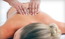 $50 for a 60-Minute Massage  at Lakeshore Chiropractic and Rehabilitation Center