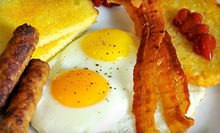 $3 for $5 Worth of Food and Drinks at Daybreak Diner