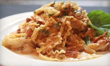 $10 for $20 Worth of Italian Fare at Russo's New York Pizzeria Galveston