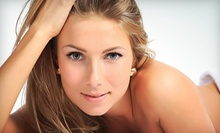 $64 for Partial Highlights & Deep Conditioning Treatment at Val El Salon and Spa