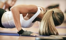 $10 for a 9 a.m. Drop-In Bootcamp Session at Fysiques by Ferguson