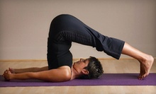 $10 for a 7:15 p.m. Mat Pilates Class at East Village Yoga &amp; Pilates