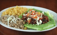 $5 for Two Draft Beers at Tarascos Mexican Restaurant