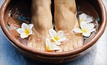 $20 for One 60-Minute Detoxifying Footbath at 3 p.m. at Lavanga Holistic Center