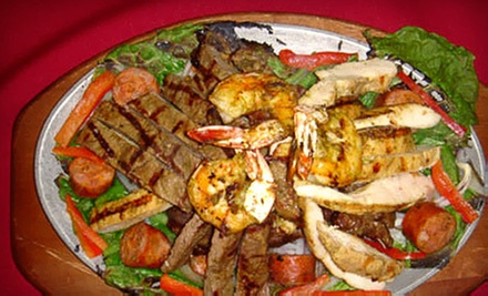 $10 for $20 at La Pena Restaurant