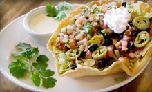 $10 for $15 at North of the Border Mexican Restaurant