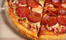 $12 for $20 at Avenue 3 Pizza, Subs, and Catering
