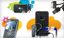$5 for $15 Worth of Products &amp; Accessories at AT&amp;T Megacell