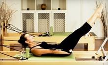 $15 for an 8 a.m. Reformer Pilates Class at Escape Pilates Studio