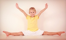 $10 for a Children's Dance Class at 4 p.m. at The Living Gallery