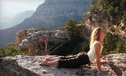 $4 for Hot Baptiste Vinyasa Yoga at 10 a.m. at Yoga 4 Love