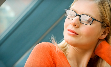 $45 for $130 Worth of Prescription Glasses at Arcade Optical