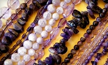 $20 for $35 Worth of Beads and Jewelry Making Supplies  at Brooklyn Bead Box