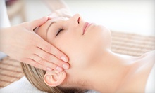 $42 for a Deep Cleaning Facial with Eye Zone Treatment  at Namaste Salon and Spa