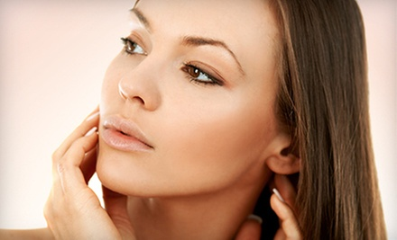 $26 for Shampoo, Moroccan Oil, and Blow Out Treatment  at Venus Hair Salon