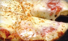$6 for a Large Garden Salad & Large Order of Garlic Breadsticks at Kings Pizza - Rochester