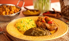 $25 for Indian Dinner for Two (Up to $60 Value) at Masala Magic